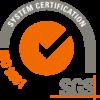 Certificazione sgs iso 9001
