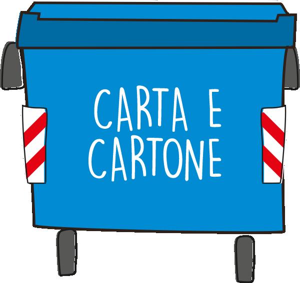 Cassonetto Carta a Cartone Grottazzolina AP