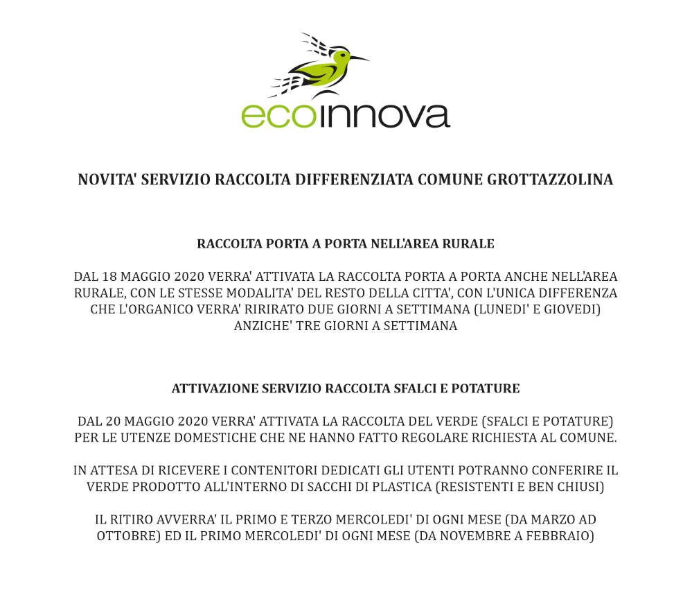 Comunicazione Grottazzolina Ecoinnova